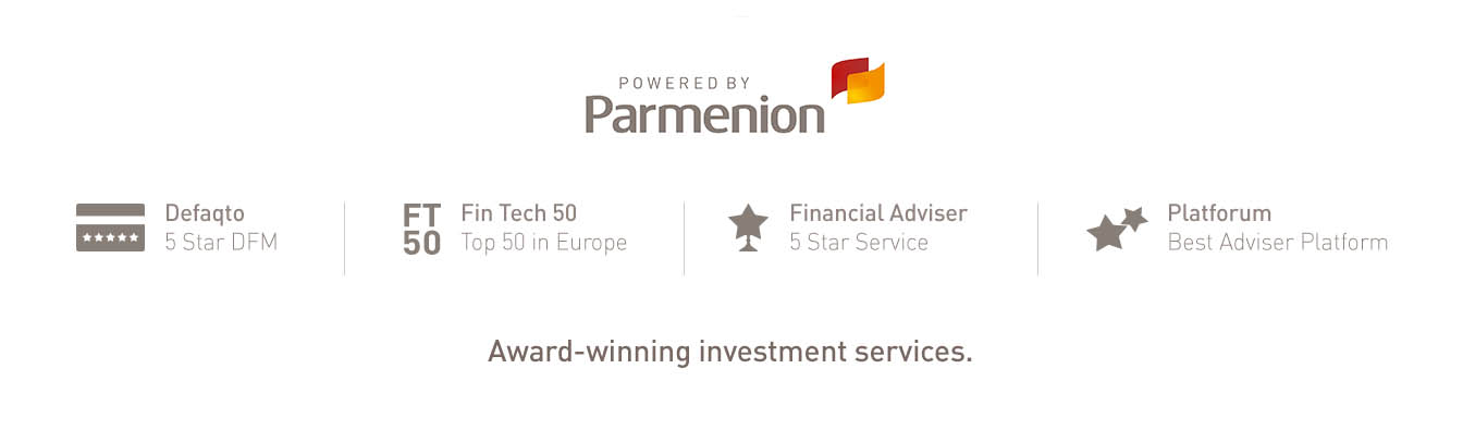 powered by Parmenion Investment